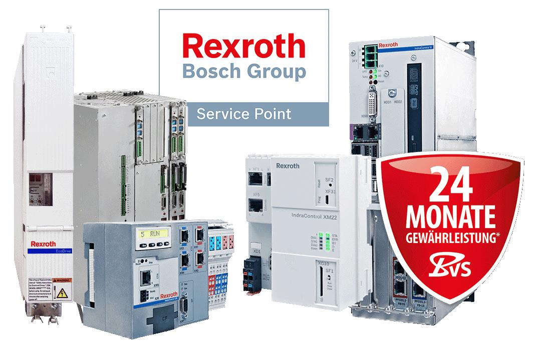Bosch Rexroth/Indramat CNC  - Reparatur, Ersatzteile, Neuteile, Service