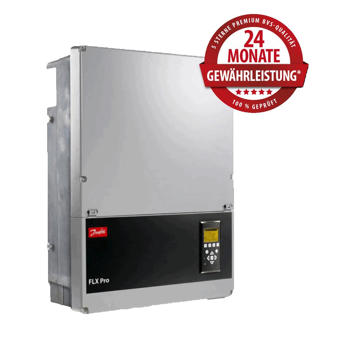 Reparaturen und Service für Danfoss FLX Wechselrichter