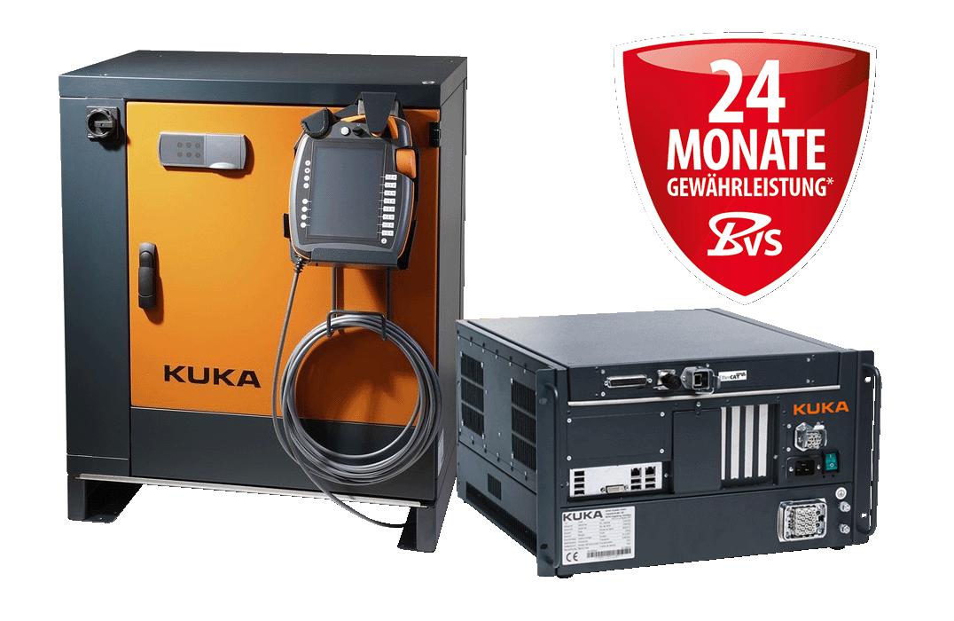 KUKA Pendants und Robotersysteme: Reparaturen, Ersatzteile, Verkauf und Service