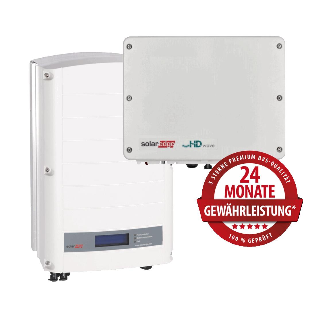 SolarEdge Wechselrichter 10 bis 27.6 kW – Produktüberholende Reparaturen & Service