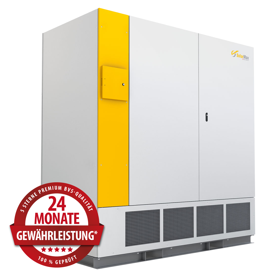 SolarMax Zentral-Wechselrichter RX-Serie – Produktüberholende Reparaturen & Service